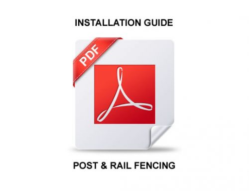 Post & Rail Fence Installation Guide